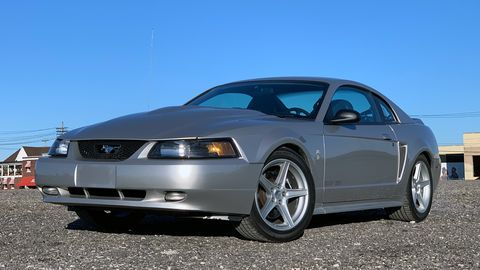 1999 Ford Mustang Boss 351 Concept