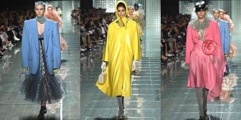c96105b3c7e New York Fashion Week Spring 2019 - Best New York Spring 2019 Runway ...