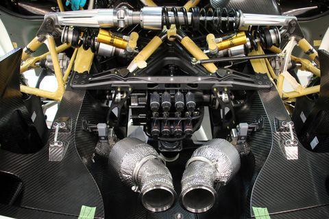 Koenigsegg Jesko Gearbox Explanation