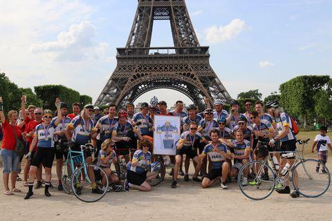 Fiets mee met Team Bicycling naar Parijs - Cycle Paris