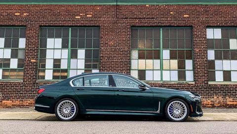 BMW Alpina B7 Luxury Sedan