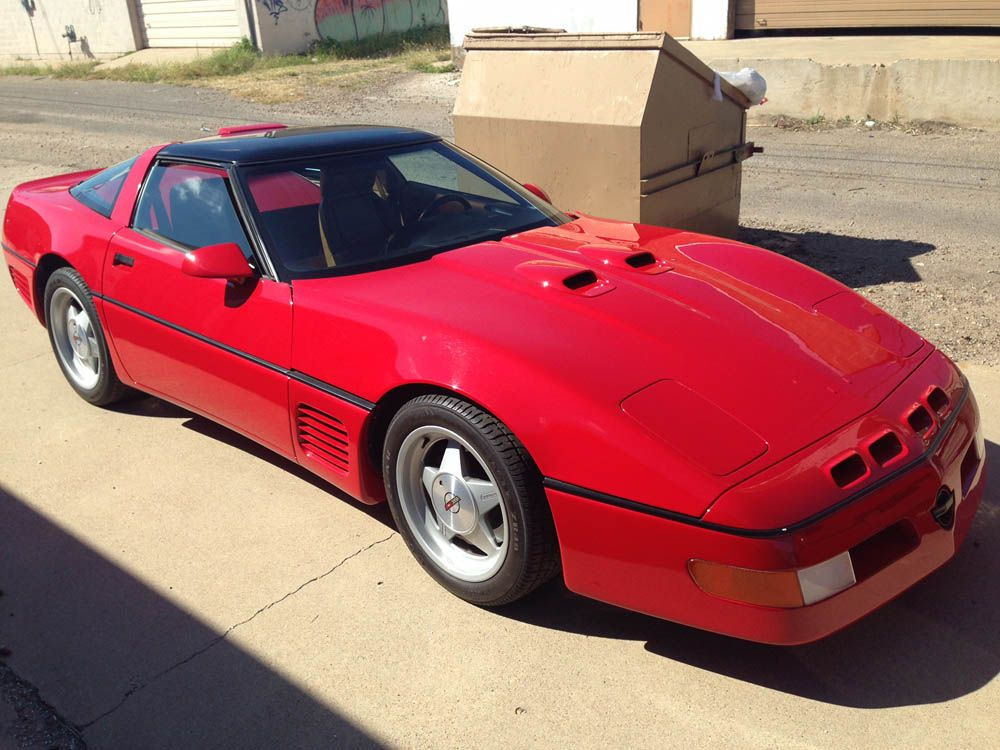Someone Is Selling a Collection of Six Callaway Corvettes for Nearly $1 Million