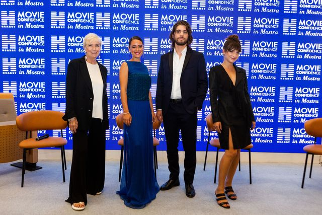hearst movie confidence in mostra