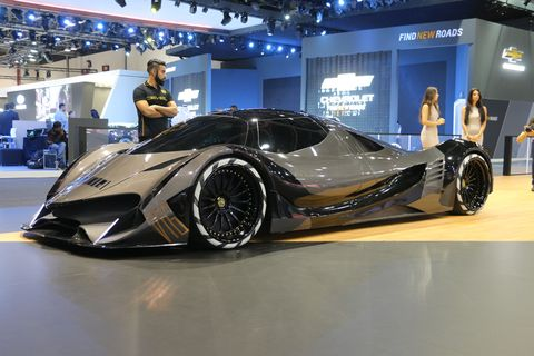 Here S How Dubai S Devel Sixteen Could Do 320 Mph