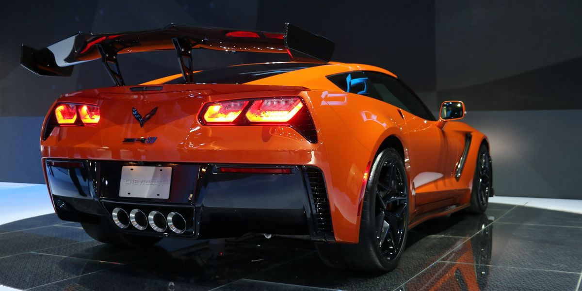 Chevy Is Aiming for a Sub-Seven Minute Corvette ZR1 ...