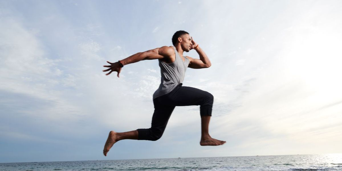 Pump Yourself Up With This Jump, Hop, and Swing Workout