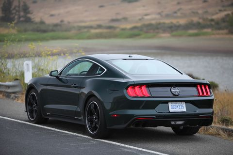 2019 Ford Mustang Sports Car The Bullitt Is Back >> 2019 Ford Mustang Bullitt Review