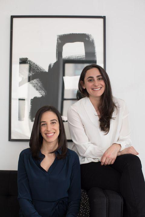 Jordana Kier and Alexandra Friedman, LOLA Co-Founders