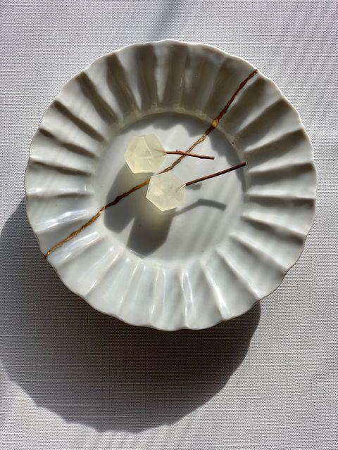 White, Circle, Nautilus,