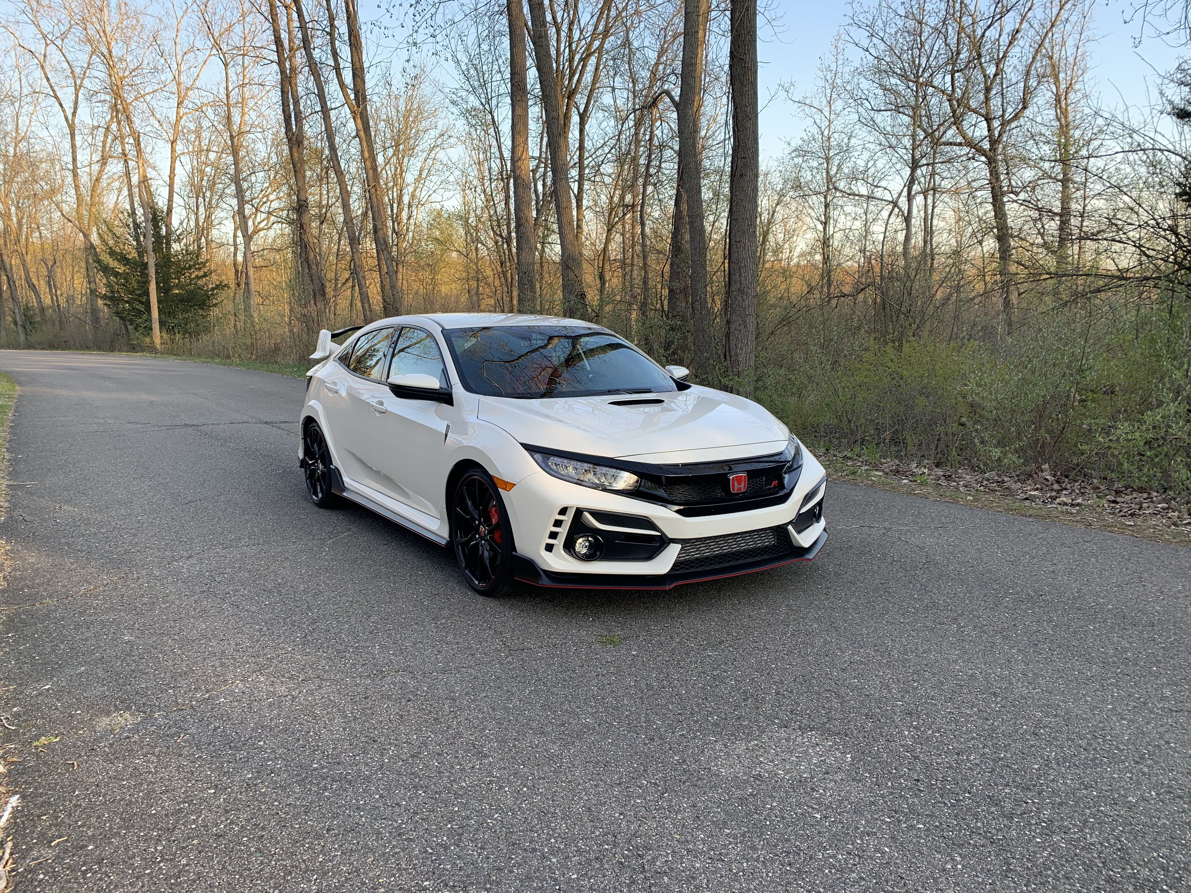 2020 Honda Civic Type R Gets New Tech But Retains All Its Driver Engagement