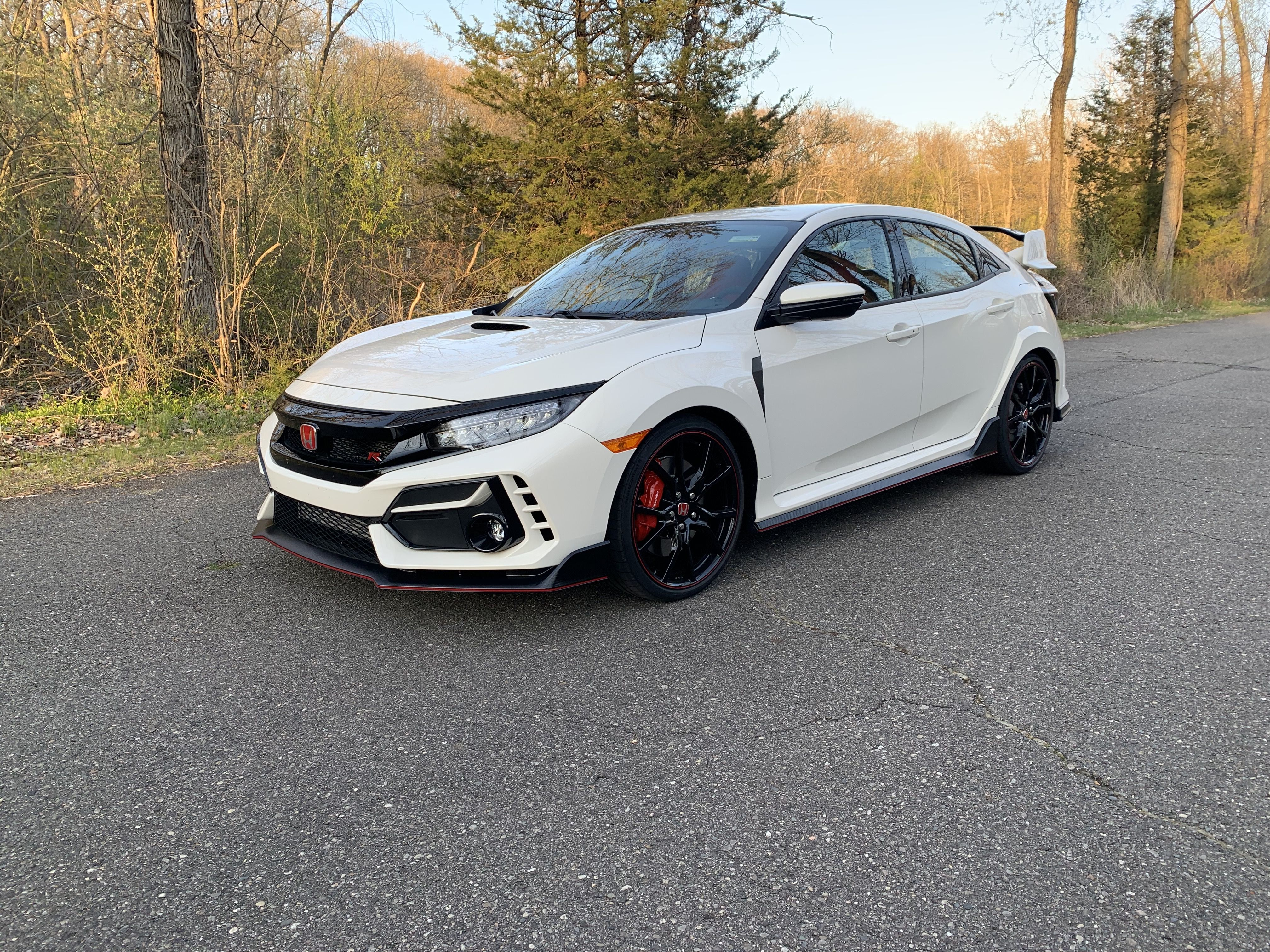 Gallery Honda Civic Type R In Championship White