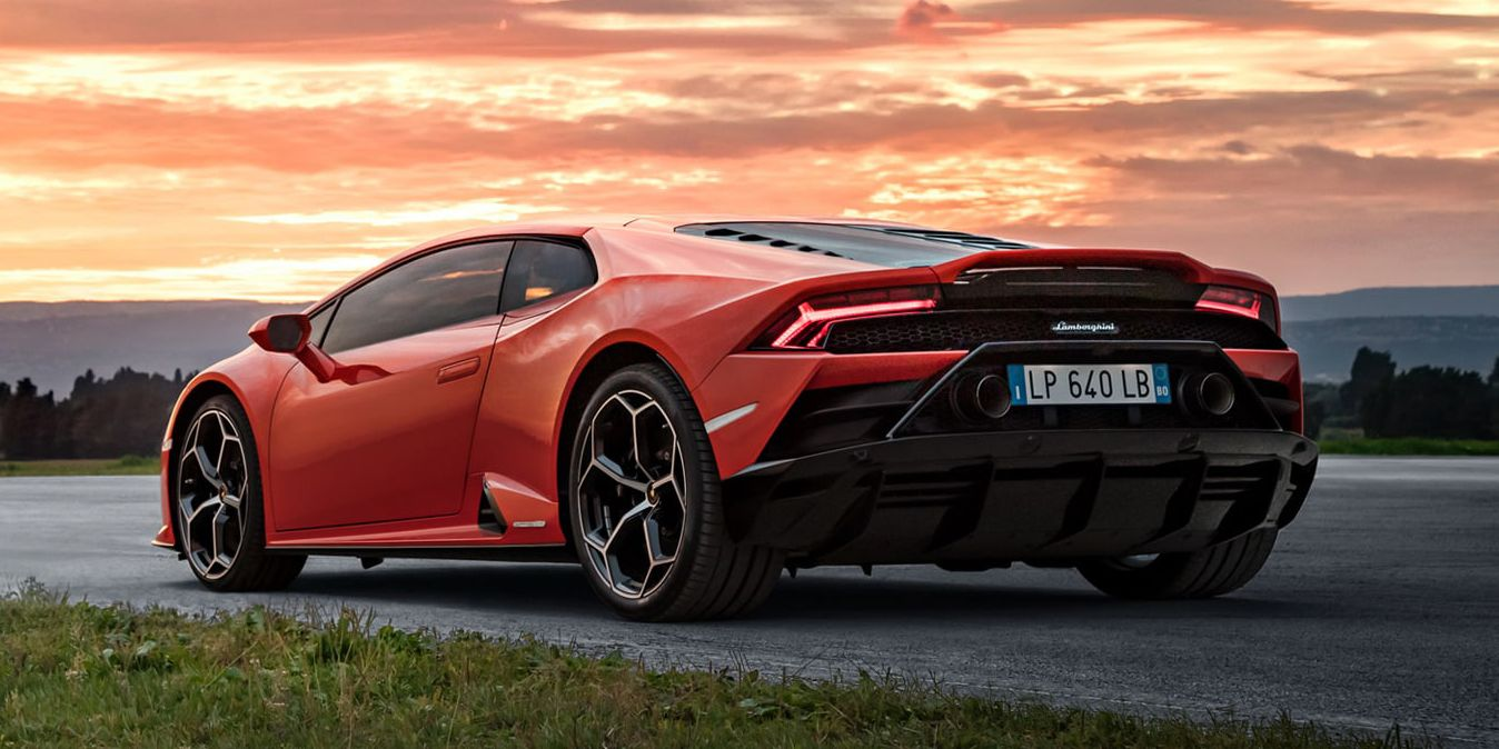 2020 Lamborghini Huracán EVO Is a Diet Performante