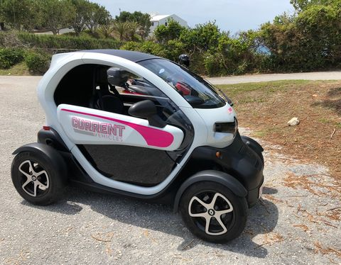 All Glory To The Renault Twizy The Greatest Electric Car In The World
