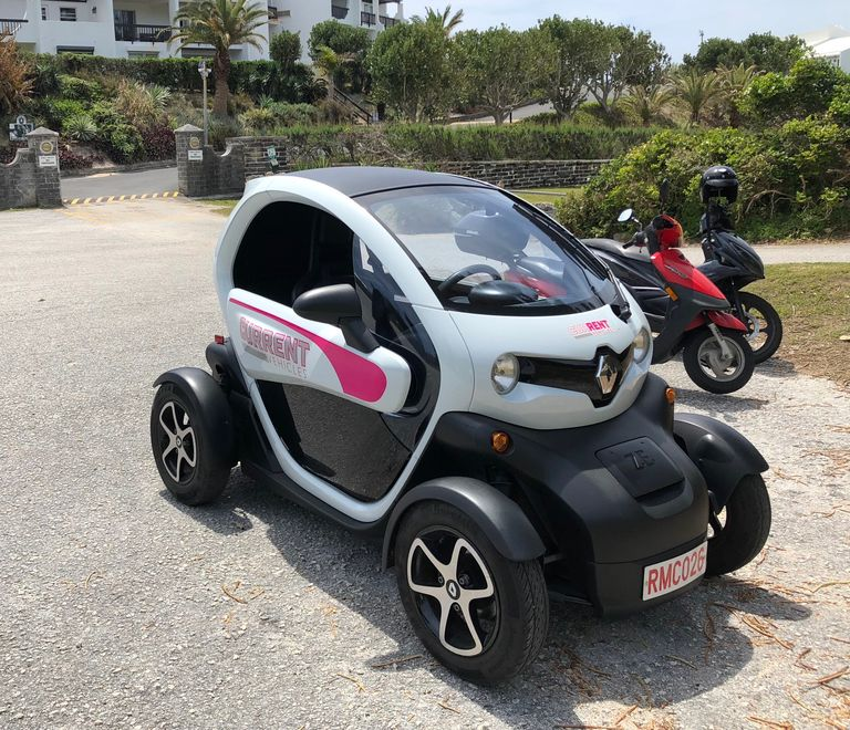 All Glory To The Renault Twizy, The Greatest Electric Car