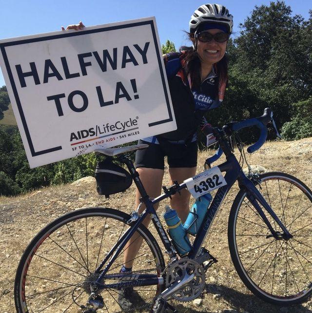 weight loss cycling