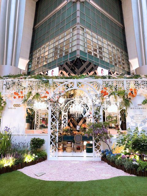 台北101法式優雅花園
