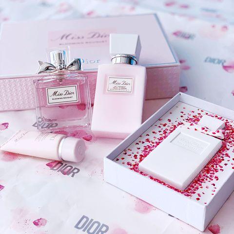 2020戀愛系粉紅香水推薦 迪奧七夕情人節花漾迪奧香氛