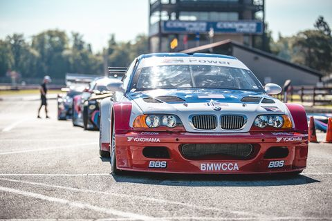 2001 Bmw M3 Gtr Drive Bmw Race Car Review