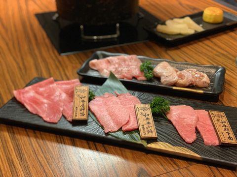【台北東區燒烤推薦】上吉燒肉中秋推出「A5和牛套餐!」吃的到夢幻A5牛小排薄片、油脂豐富羽下肉