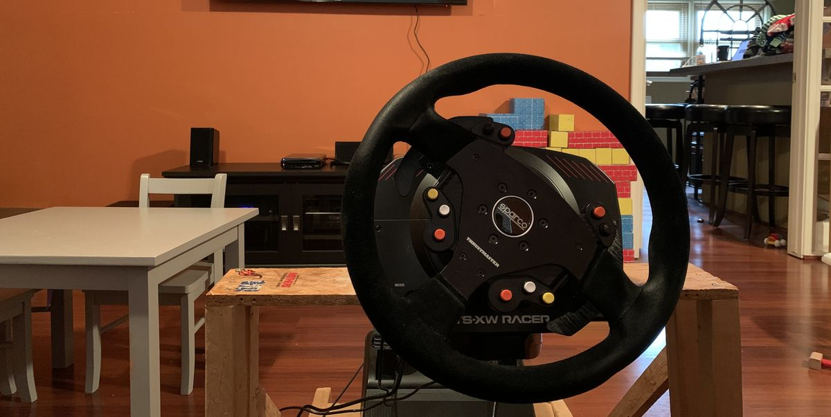 You Have Your Racing Console; Now Build a Cockpit