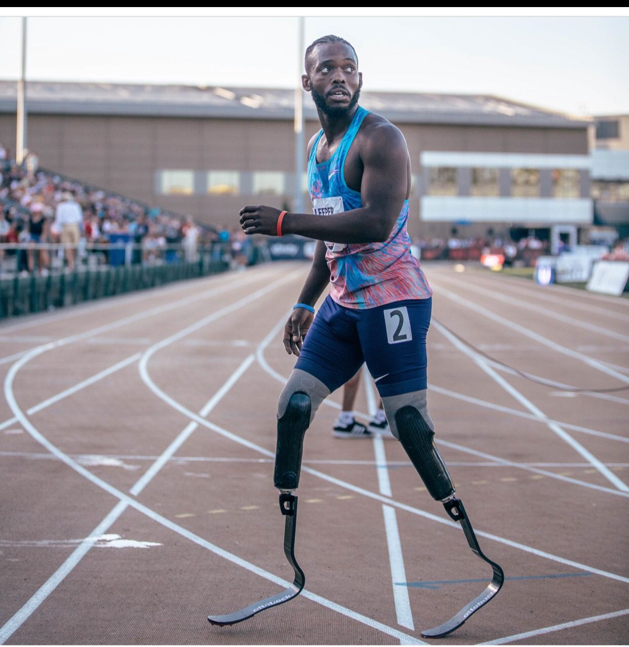 He May Miss the World Championships, but Blake Leeper Will Keep Fighting to Compete
