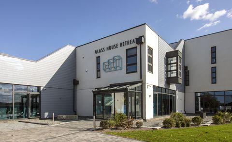 Best spas in UK - Glass House