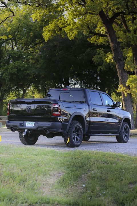 2020 Ram Rebel 1500 Ecodiesel Longterm Enthusiast Review Photos