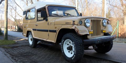 The Classic Jeep You've Never Heard Of