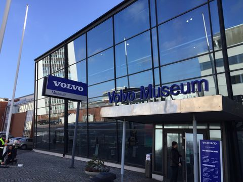 Volvo Museum Visit in Gothenburg Sweden