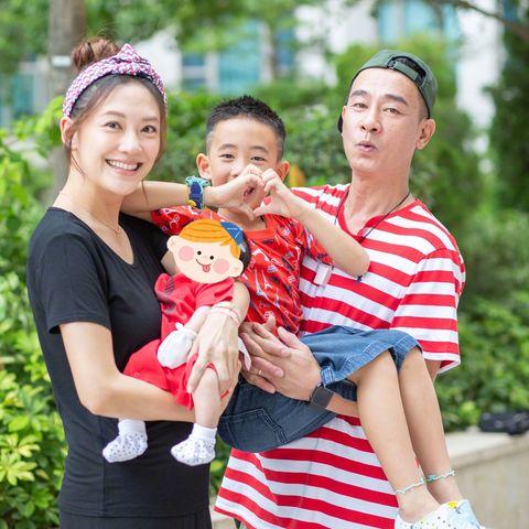 《披荊斬棘的哥哥》陳小春老婆 應采兒 婚姻 兒子 jasper