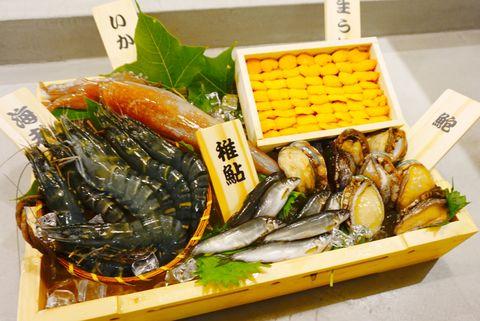 Food, Cuisine, Dish, Delicacy, Seafood, Comfort food, À la carte food, Ingredient, Produce,