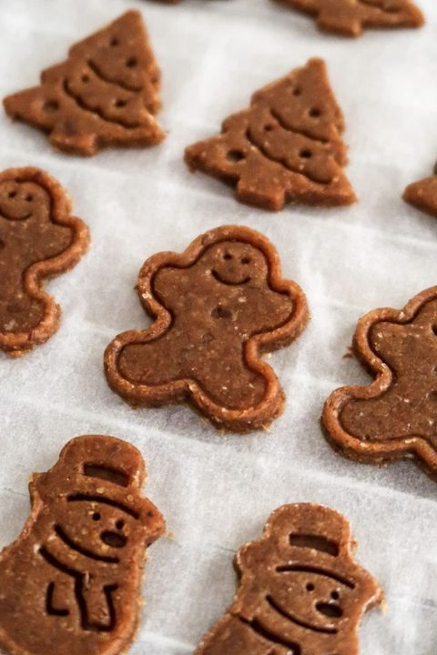 Healthy Christmas Treats - Vegan Speculoos Cookies