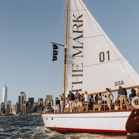 The Mark Hotel's Private Sailboat is Officially Open for Summer