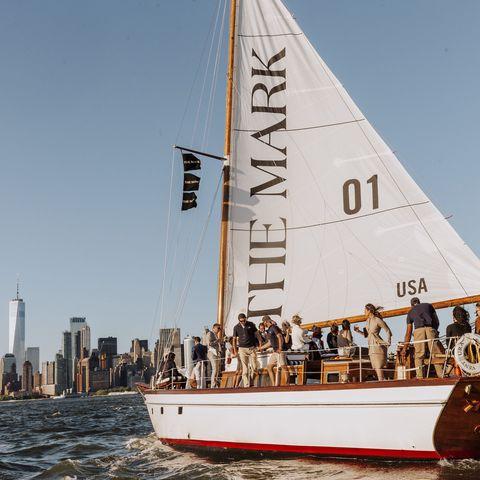 Mark Hotel, yacht, sailboat