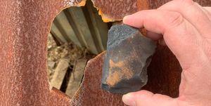 meteorite costa rica