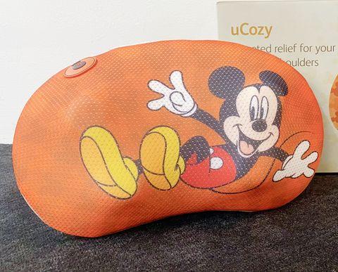 osim聯名迪士尼4款米奇暖摩枕開箱