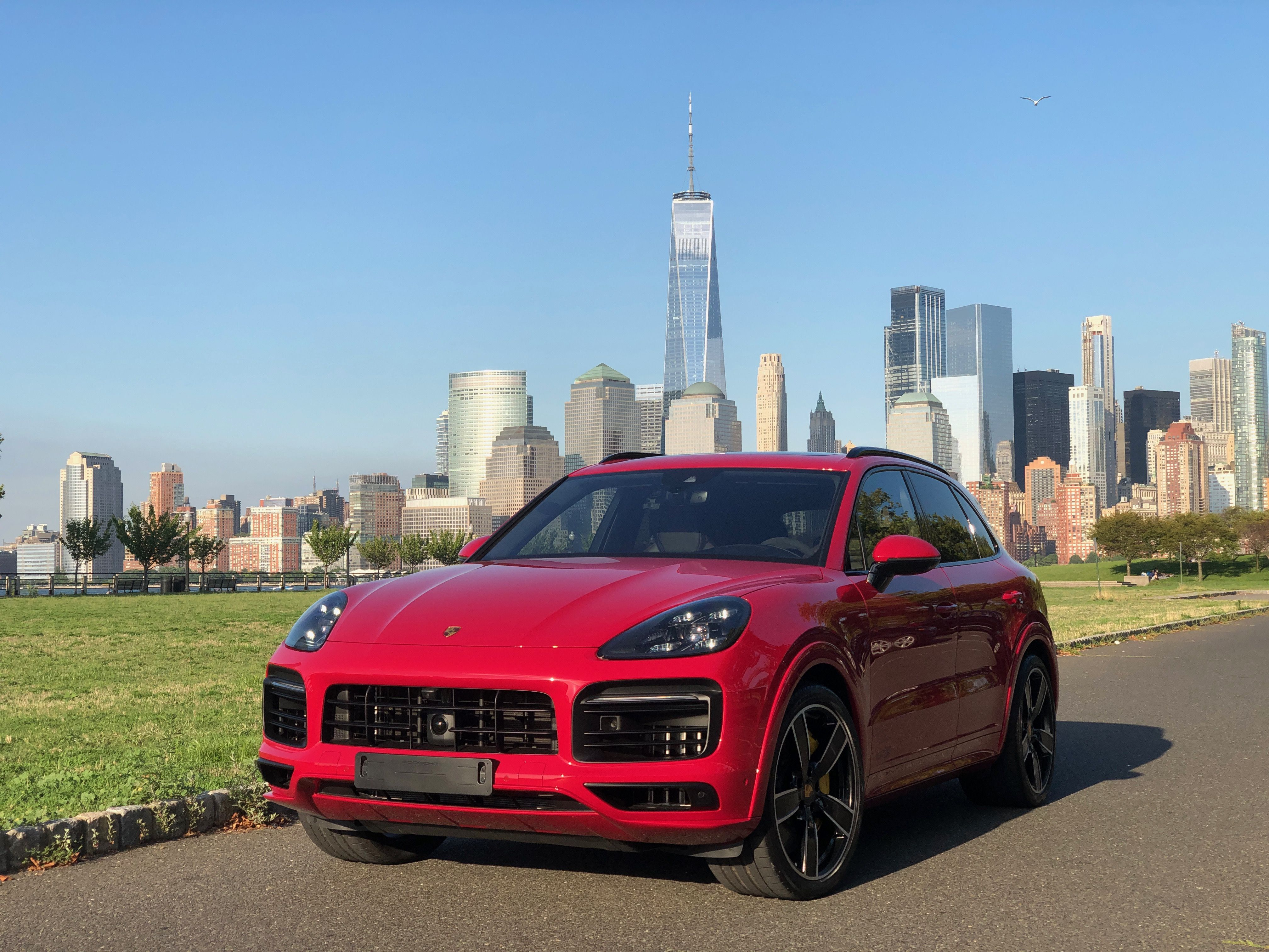 2020 Porsche Cayenne Gts Review The Goldilocks Choice Of Fast Suvs
