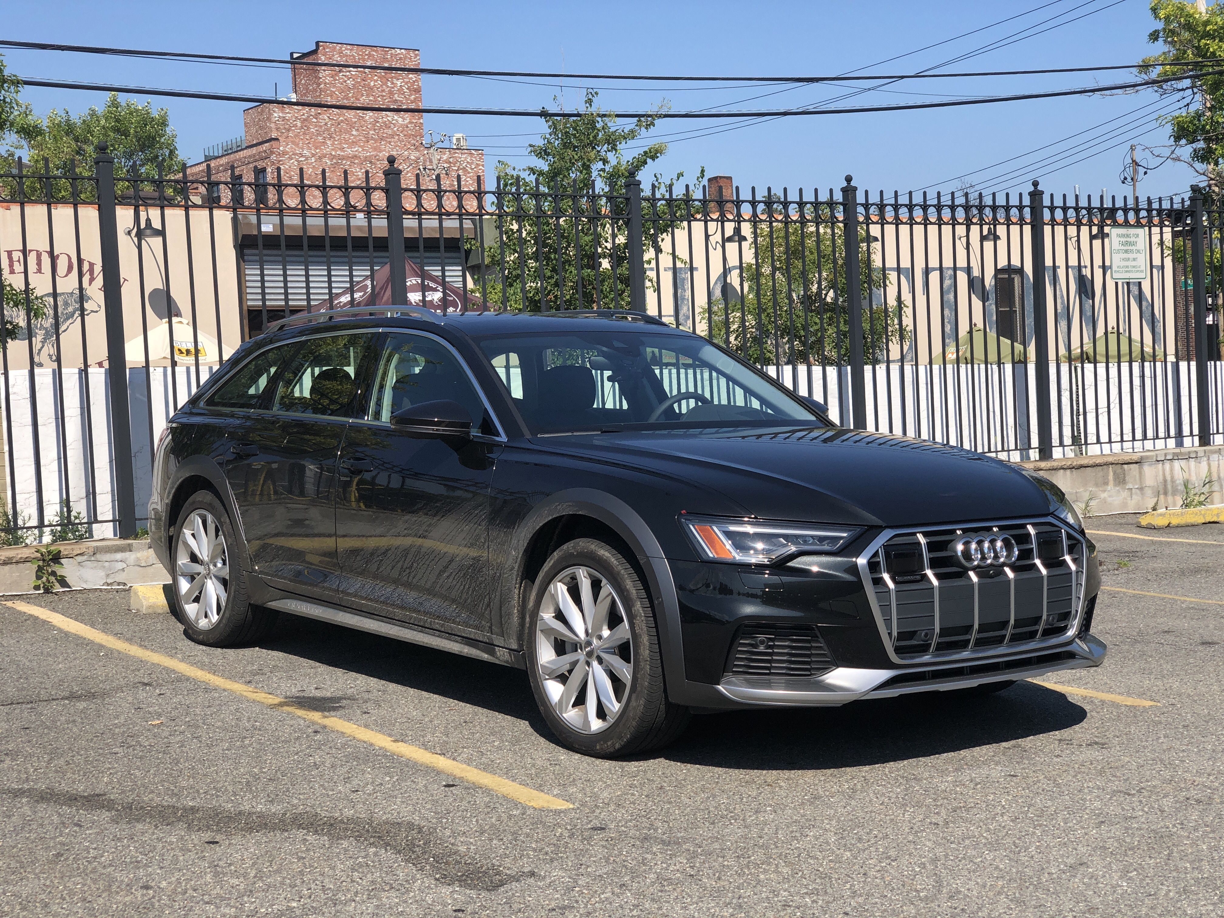 2021 Audi Allroad Overview