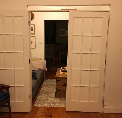 Room, Property, Furniture, Door, Wall, Floor, Cupboard, Flooring, House, Building,