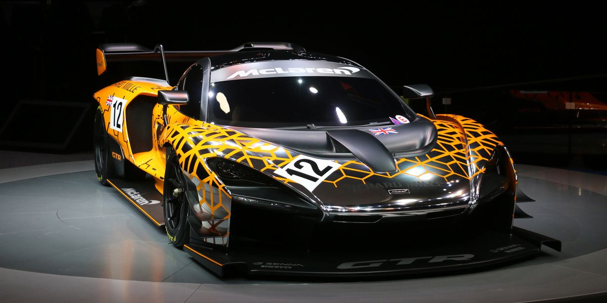 Land Rover Defender >> McLaren Senna GTR: Just When You Thought McLaren's Latest ...