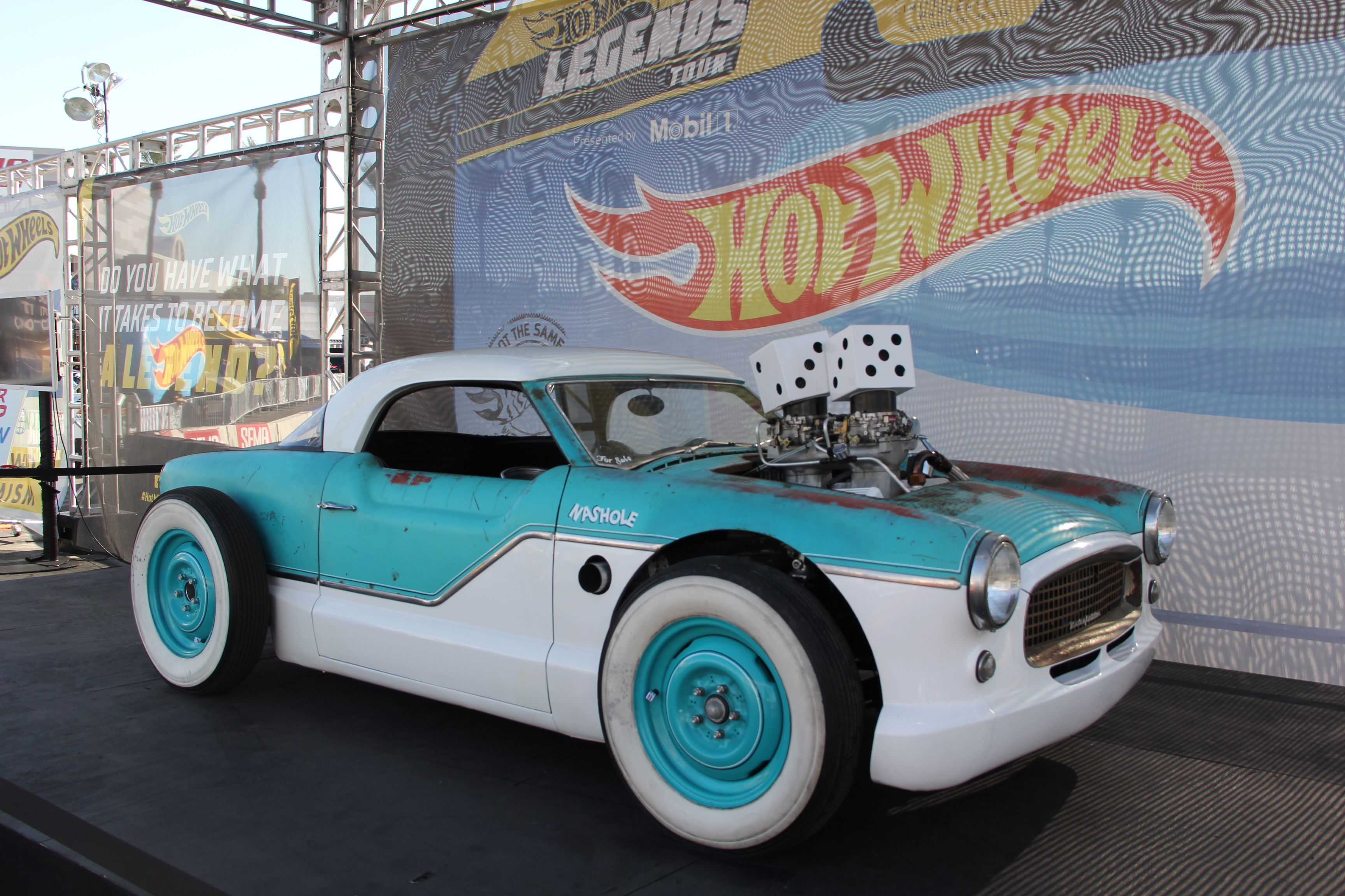 This Is How One Guy S Custom Became A Hot Wheels Legend