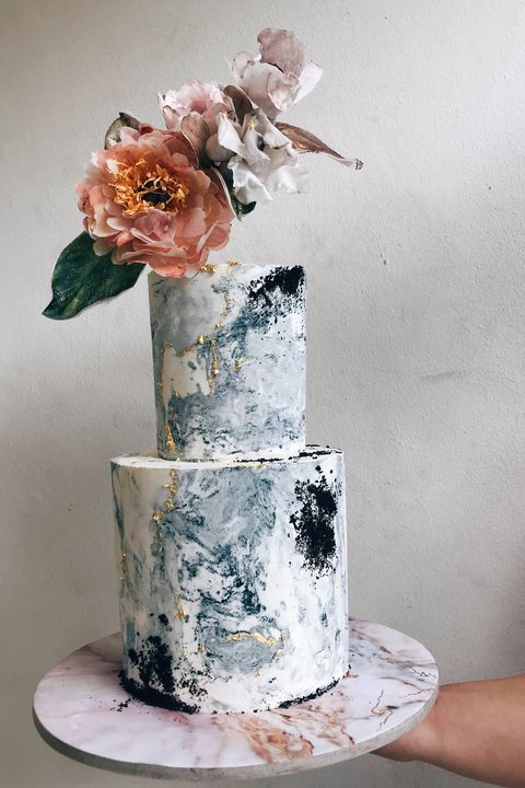 best fall wedding cake ideas