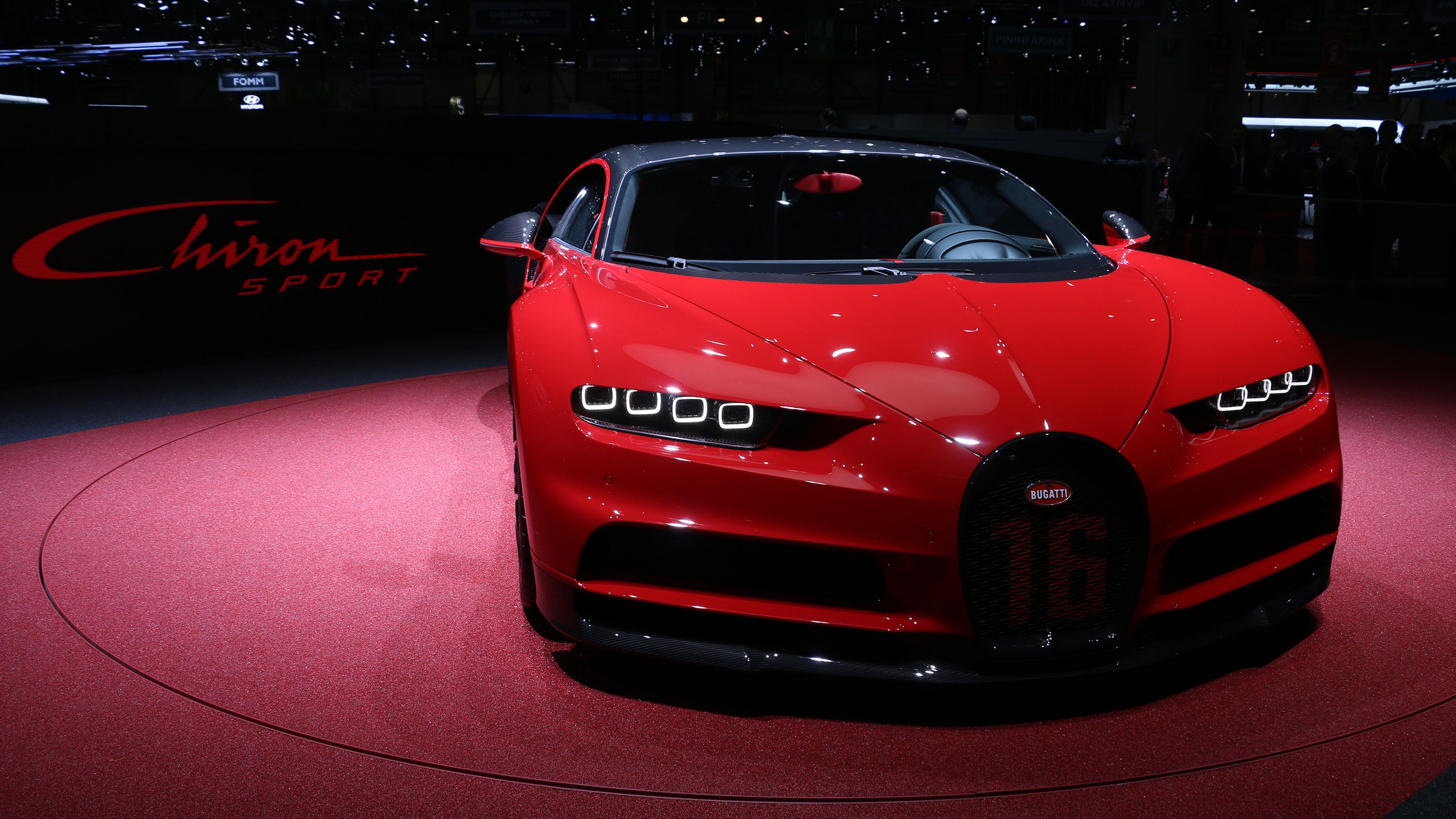 2019 Bugatti Chiron Sport Lightweight And Tuned To Handle