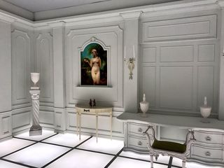 Walk Into The Weird White Room From 2001 A Space Odyssey At The Smithsonian