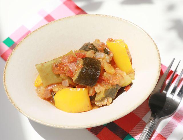 spicy ratatouille recipe
