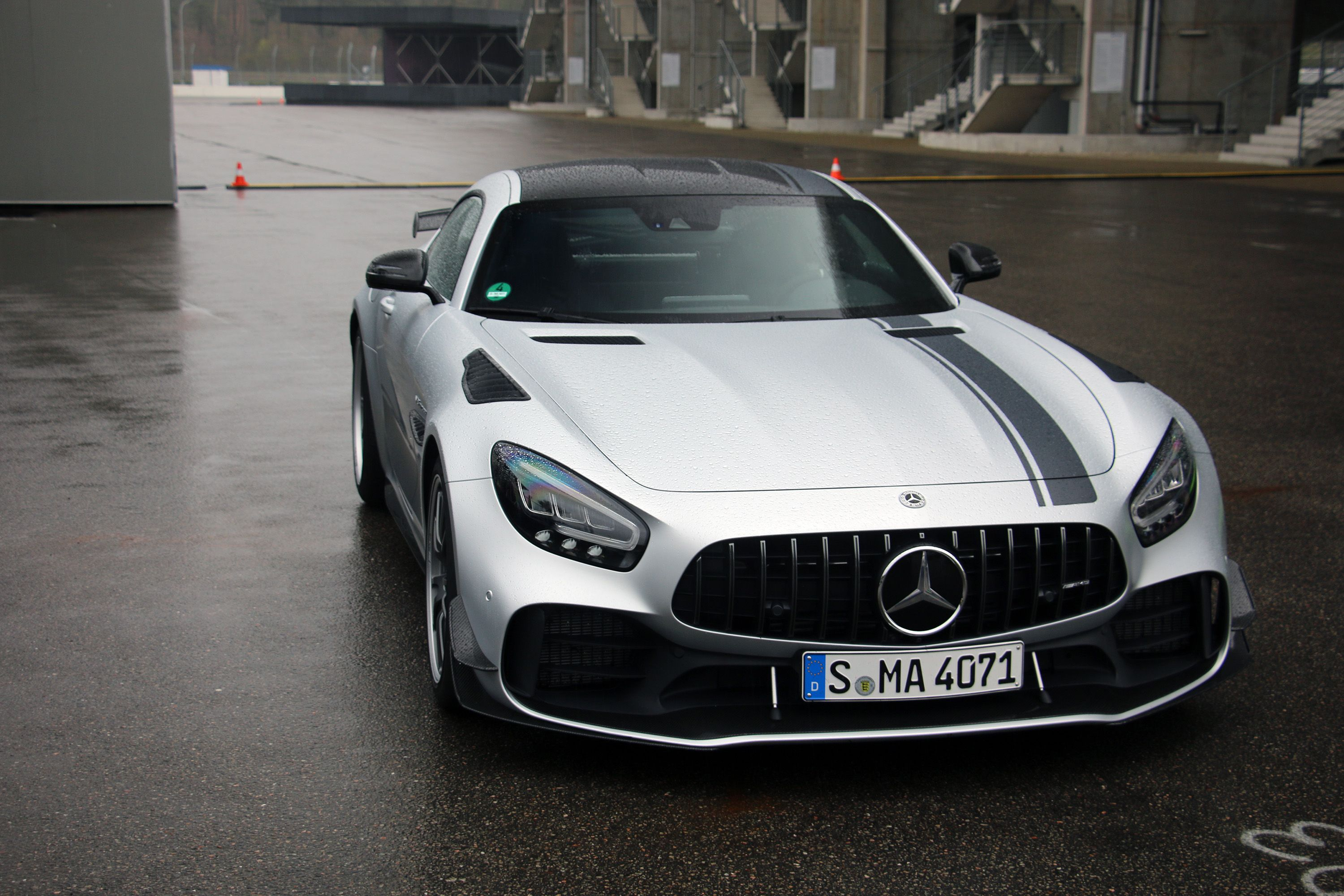 The Mercedes Amg Gt R Pro Is A Hardcore Trackday Beast