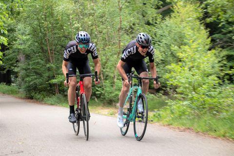 sprinttraining, sprinten, training, fietsen, wielrennen, bicycling