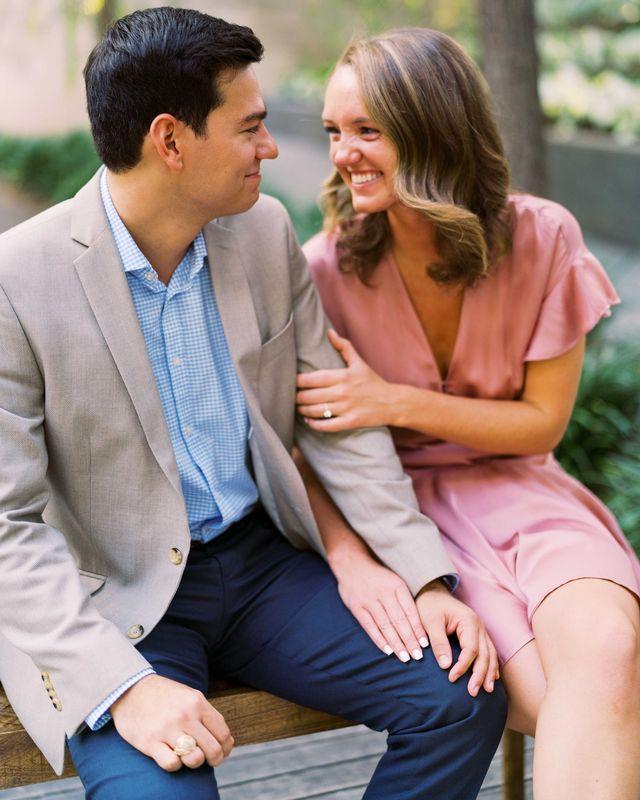 ree drummond's daughter alex drummond with her new fiance, mauricio scott