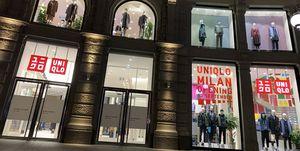 Uniqlo, Milano