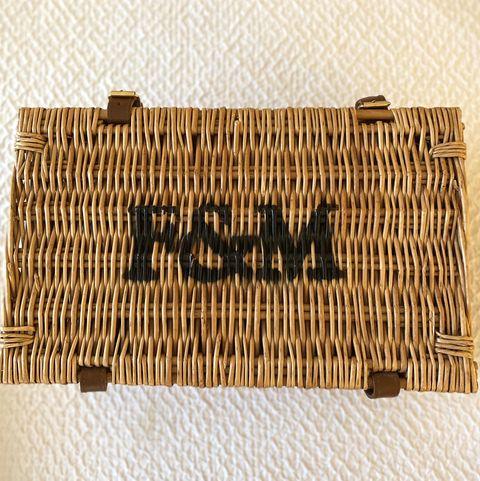 fortnum and mason basket